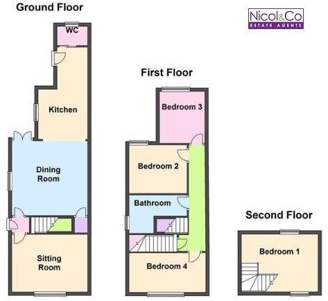 The Drive Floorplan.