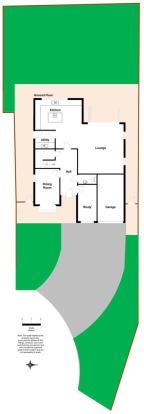 Floorplan 1a The Dea
