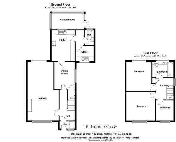 Floorplan 15 Jacomb