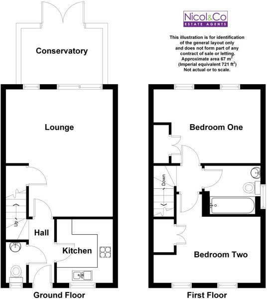 Floorplan 19 Dunmow