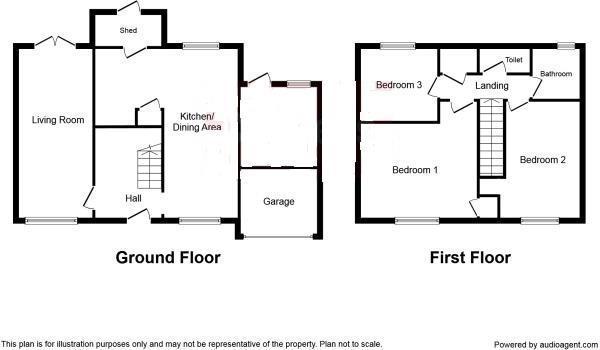 Floorplan Randwick D