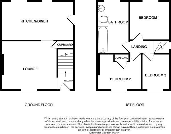 Floorplan Boughton A