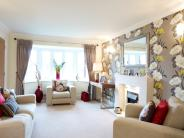 4 bed new property in Farington Grange...