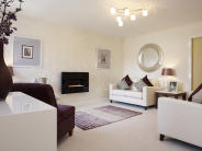 new development for sale in Farington Grange...