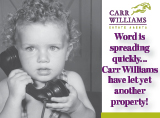 Carr Williams, Ascot - Lettings