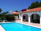 Villa & terrace