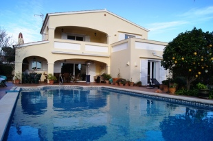 4 bed Detached Villa in Balearic Islands...