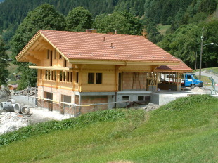 4 bed new development in Bern, Grindelwald