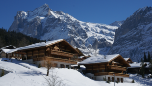 4 bed Apartment in Bern, Grindelwald