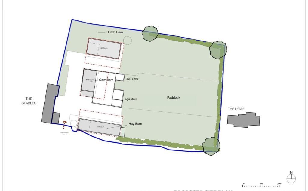 Dudden Site Plan