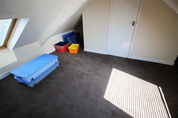 Bedroom 4  (Attic