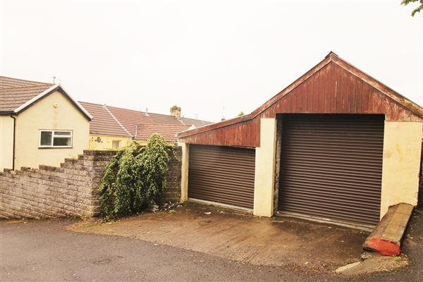 Garages x 2