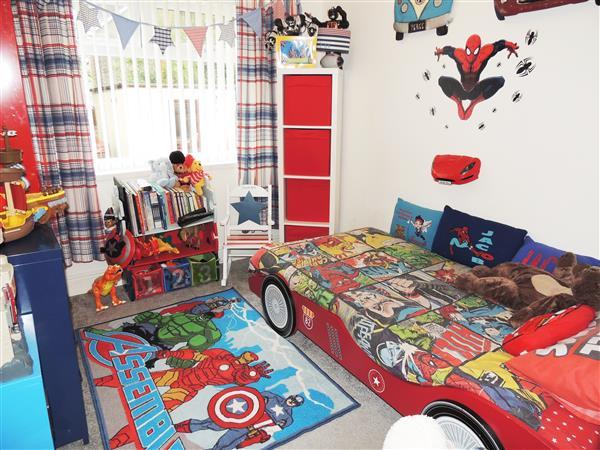 Bedroom 2 (back)