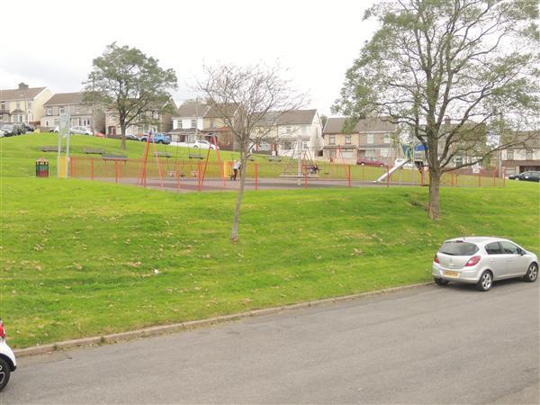 Park adjacent to