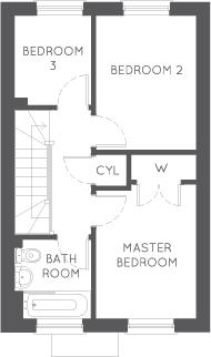 The Cotterdale, First Floor