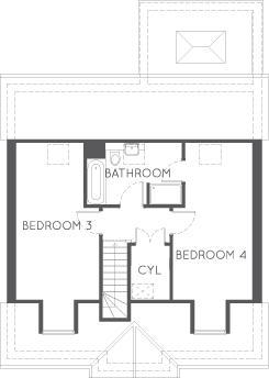 The Johnstone, Second Floor