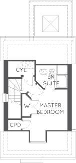 The Ewhurst, Second Floor