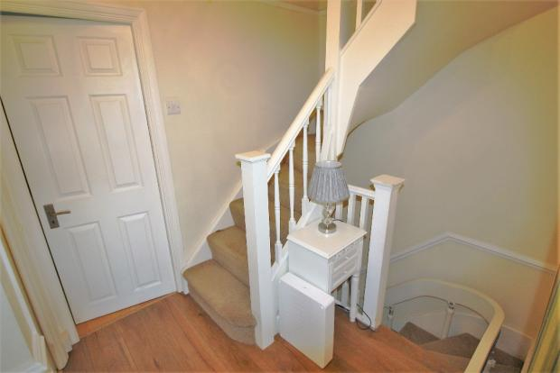 stairs to loft bed