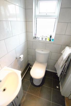 Conversion Toilet