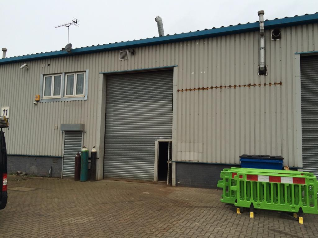 Business Park To Rent In Unit 10 Northgate Industrial Park