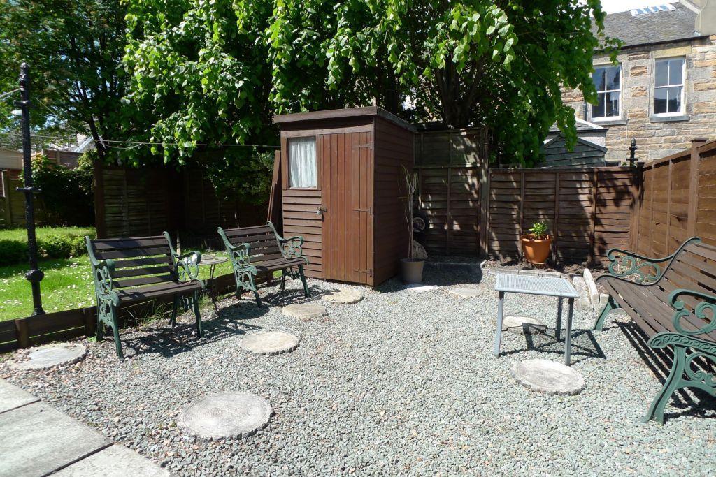 4 bedroom maisonette for sale in 35 cornhill terrace for Garden shed edinburgh sale