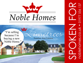 Get brand editions for Noble Homes, Castleford