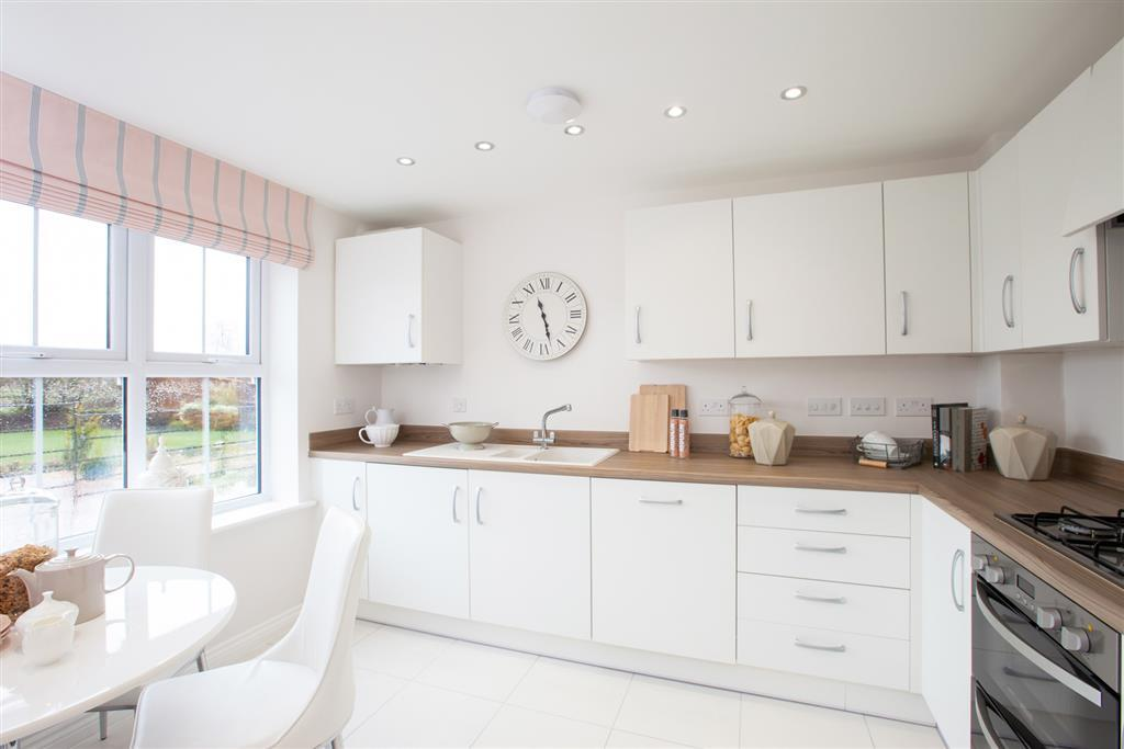 3 bedroom semi detached house for sale in bluebell wood for Kitchen ideas 3 bed semi