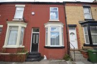 Terraced house in Parkside, Birkenhead...