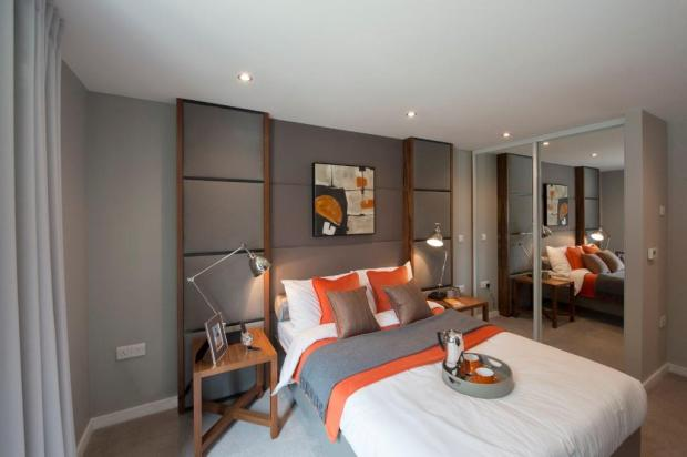 1 bed show home