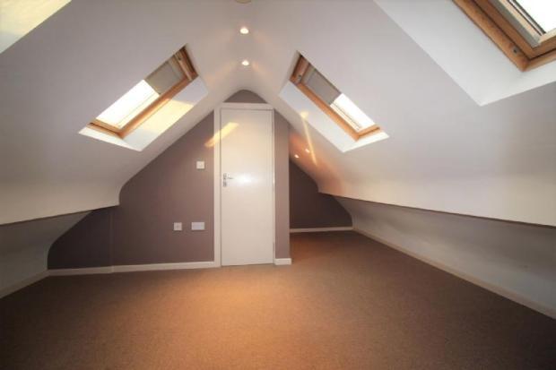 2nd Storey Bedroom