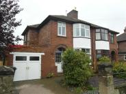 3 bedroom semi detached property for sale in Warwick Road, Carlisle...
