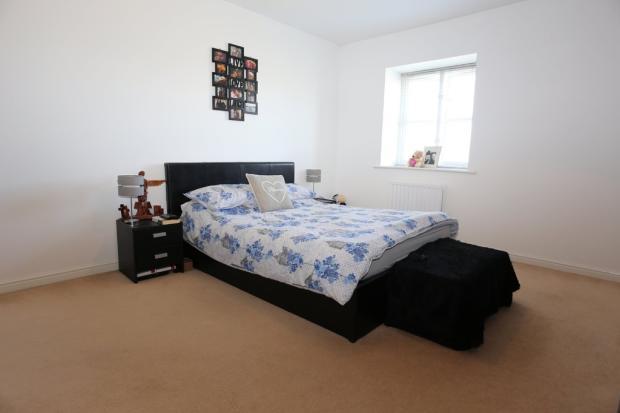 Master bedroom an...