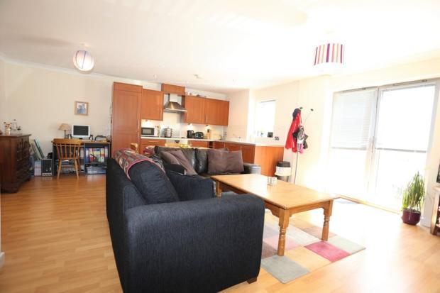 Living area angle...