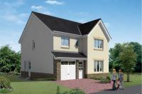 new house for sale in Cotland Drive Falkirk...