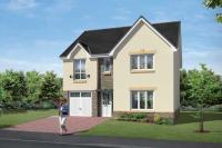 new property in Cotland Drive Falkirk...