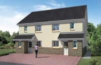 3 bedroom new property for sale in Cotland Drive Falkirk...