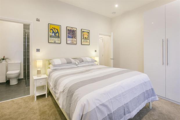 2 Double Bedroom, Fl