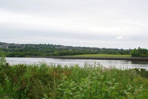 Desirable Riverside Development