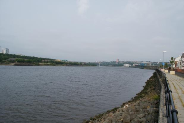 Riverside Location
