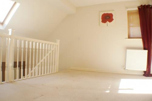 Double Balcony Bedroom