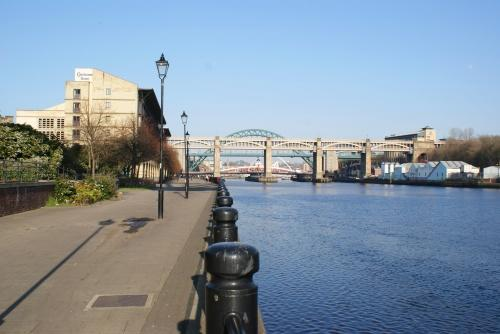 Quayside & Riverside Position