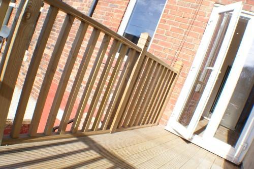 Elevated Sun Terrace