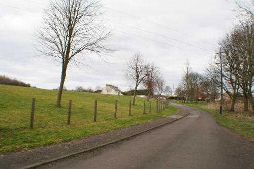 Approach & Country Park Setting