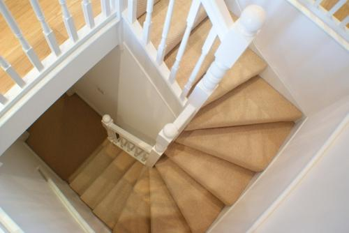 Staircase To Duplex Level