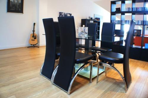 Duplex Living Space