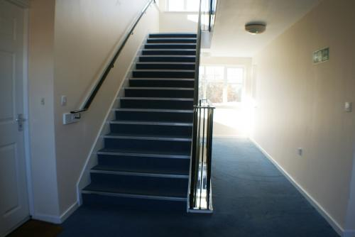 Residents Hall & Staircase