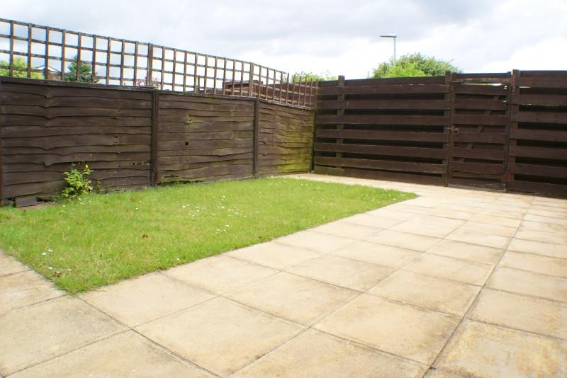 Private Garden & Patio Terrace