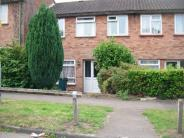 Terraced property in Ash Drive, Hatfield