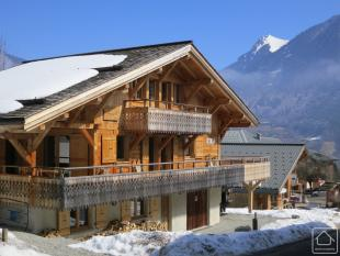 6 bedroom Chalet in Saint Jean d'Aulps...