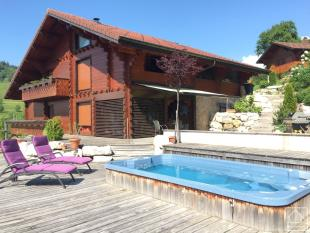 Chalet for sale in Hab�re Poche...